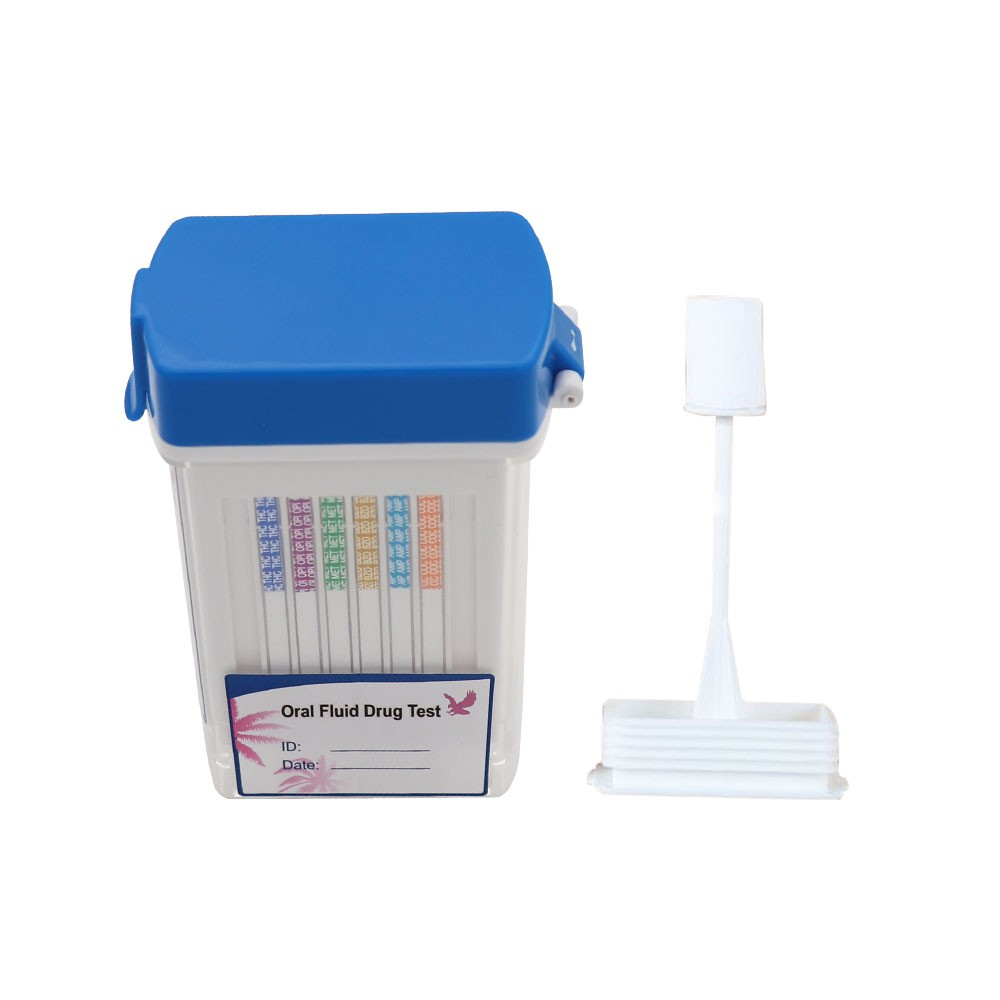 Multi-Panel Saliva Drug Test Cup